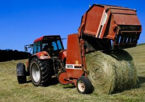 net wrap kit for round balers